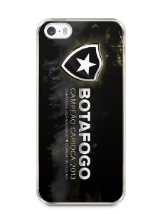 Capa Iphone 5/S Time Botafogo #2
