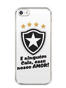 Capa Iphone 5/S Time Botafogo #3