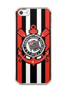 Capa Iphone 5/S Time Corinthians #4