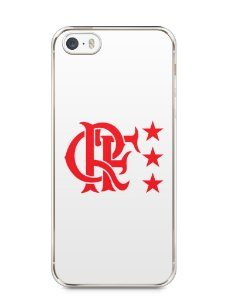Capa Iphone 5/S Time Flamengo #3