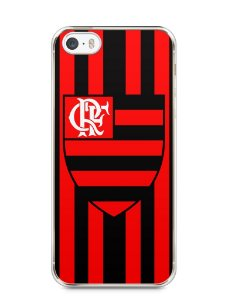 Capa Iphone 5/S Time Flamengo #1