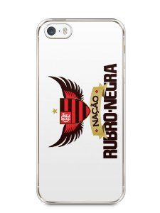 Capa Iphone 5/S Time Flamengo #4