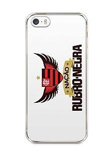 Capa Iphone 5/S Time Flamengo #4