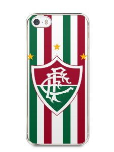 Capa Iphone 5/S Time Fluminense #1