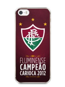 Capa Iphone 5/S Time Fluminense #2