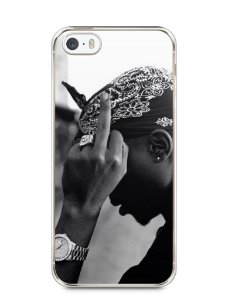 Capa Iphone 5/S Tupac Shakur #2