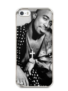 Capa Iphone 5/S Tupac Shakur #3