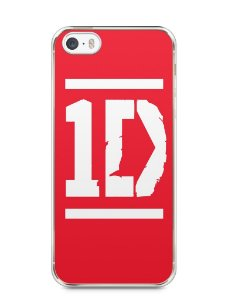 Capa Iphone 5/S One Direction #4