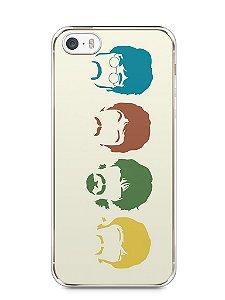 Capa Iphone 5/S The Beatles #1