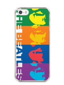 Capa Iphone 5/S The Beatles #2