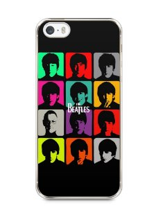 Capa Iphone 5/S The Beatles #3