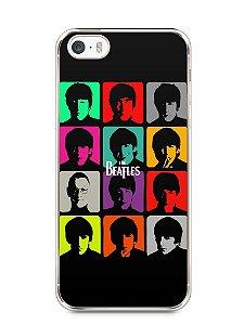 Capa Iphone 5/S The Beatles #3