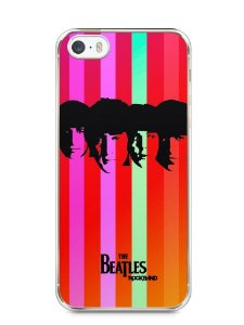 Capa Iphone 5/S The Beatles #4