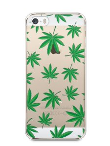 Capa Iphone 5/S Maconha #1