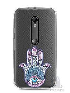 Capa Moto G3 Mão de Hamsá #1