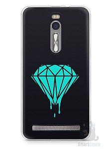 Capa Zenfone 2 Diamante Azul
