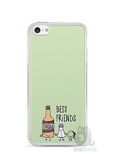 Capa Iphone 5C Tequila, Sal e Limão