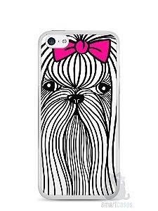 Capa Iphone 5C Cachorro Chitzu
