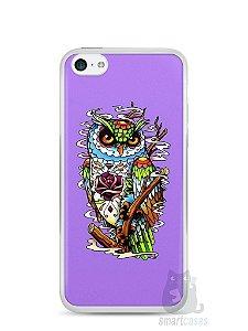 Capa Iphone 5C Coruja #2