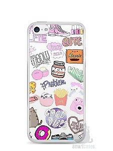 Capa Iphone 5C Coisas de Menina
