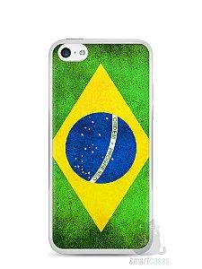 Capa Iphone 5C Bandeira do Brasil