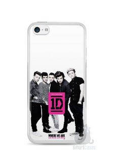 Capa Iphone 5C One Direction #2