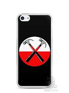 Capa Iphone 5C Pink Floyd #1