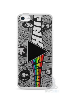 Capa Iphone 5C Pink Floyd #5