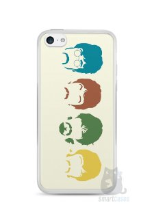 Capa Iphone 5C The Beatles #1