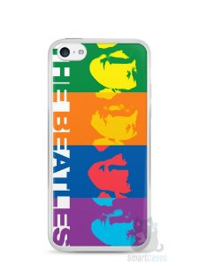 Capa Iphone 5C The Beatles #2