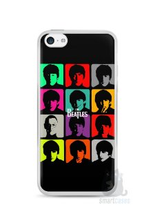 Capa Iphone 5C The Beatles #3