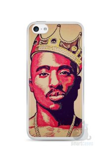 Capa Iphone 5C Tupac Shakur #1
