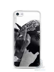 Capa Iphone 5C Tupac Shakur #2