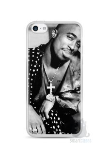 Capa Iphone 5C Tupac Shakur #3