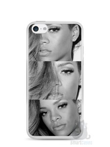 Capa Iphone 5C Rihanna #4