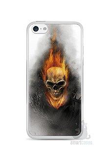 Capa Iphone 5C Motoqueiro Fantasma