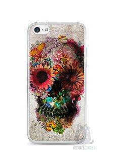 Capa Iphone 5C Caveira #2