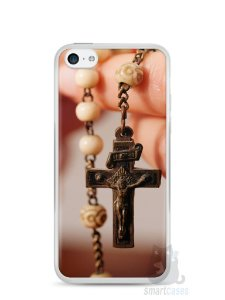 Capa Iphone 5C Jesus #1