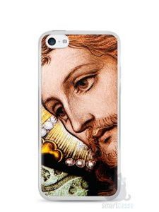 Capa Iphone 5C Jesus #2