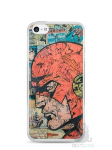 Capa Iphone 5C The Flash Comic Books
