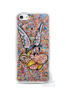 Capa Iphone 5C Astérix Comic Books