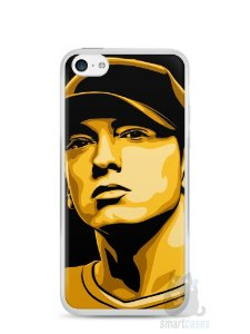 Capa Iphone 5C Eminem #1