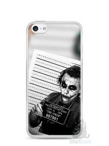Capa Iphone 5C Coringa #1