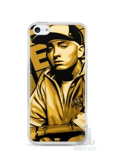 Capa Iphone 5C Eminem #2