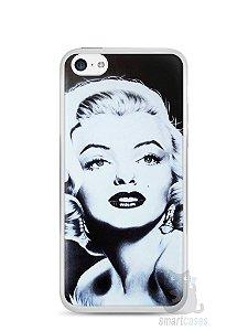 Capa Iphone 5C Marilyn Monroe #4