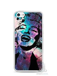Capa Iphone 5C Marilyn Monroe #2