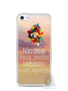 Capa Iphone 5C Frase #3