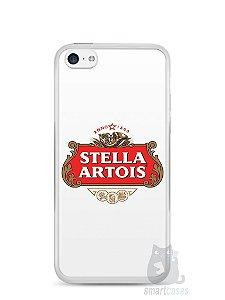 Capa Iphone 5C Cerveja Stella Artois