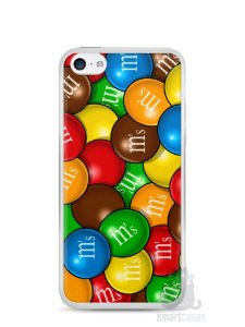 Capa Iphone 5C M&M's