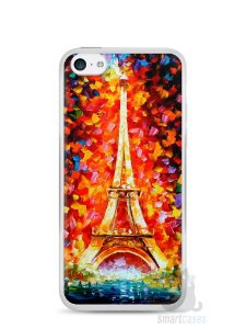 Capa Iphone 5C Torre Eiffel #3